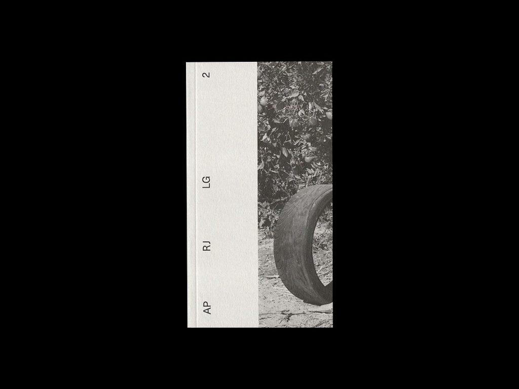 AP RJ LG, Ahorn Paper 2, Ron Jude, Lago