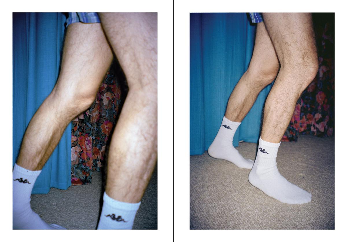 Sara Perovic, My Father's Legs
