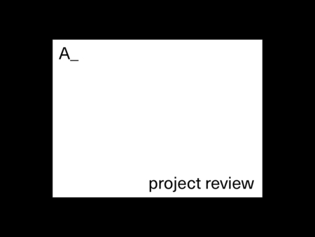 Ahorn Books, Online Portfolio and Project Review